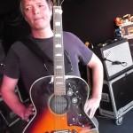 Epiphone Copy Gibson J200